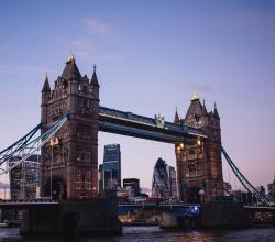 London property prices start to fall